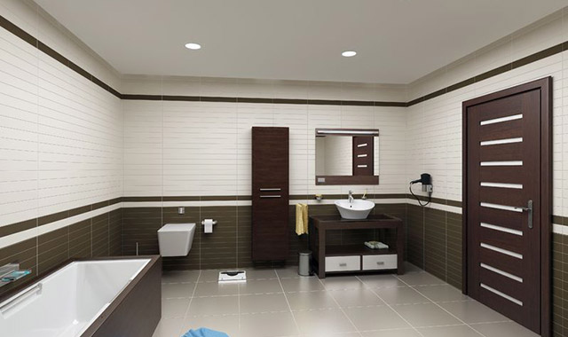 Doors contractor los angeles for Bathroom remodeling contractor los angeles